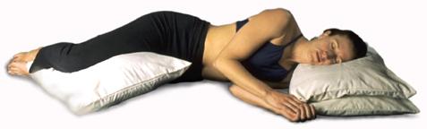 proper sleep positions