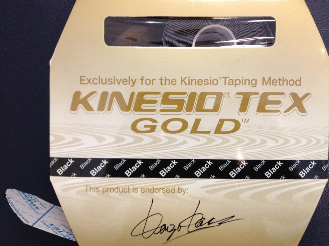 kinesio taping and massage therapy in Boulder CO