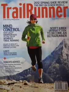 self massage techniques in Trail Runner Magazine