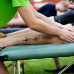 Massage Therapy Reduces Swelling After Exercise