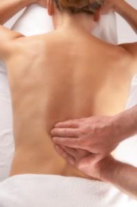 back pain massage therapy