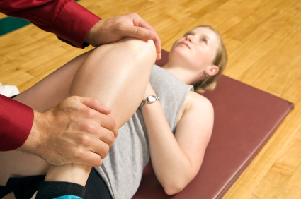 sports massage therapy in Boulder for runner's knee pain