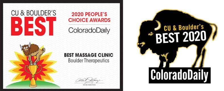 best massage boulder