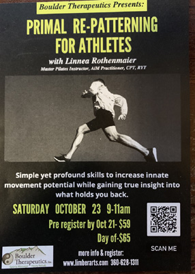 movement class for athletes
